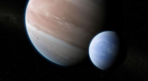 Kan ha funnet første måne utenfor solsystemet