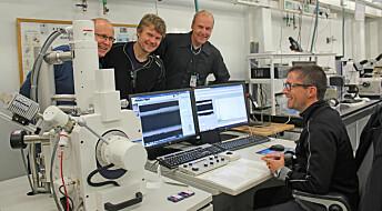CERN ønsker mer samarbeid med høyskole i Norge