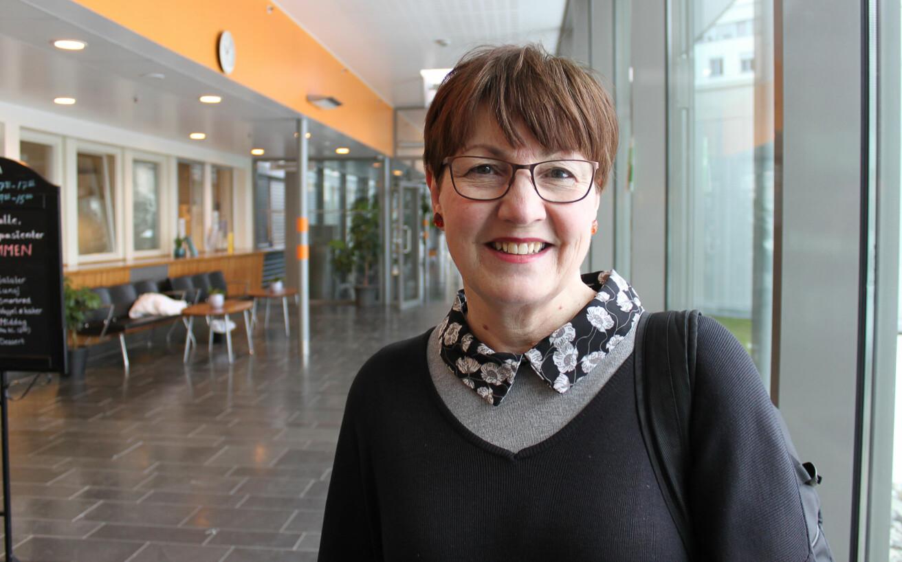 Forsker: Bente Nordtug. (Foto: Bjørnar Olav Leknes).