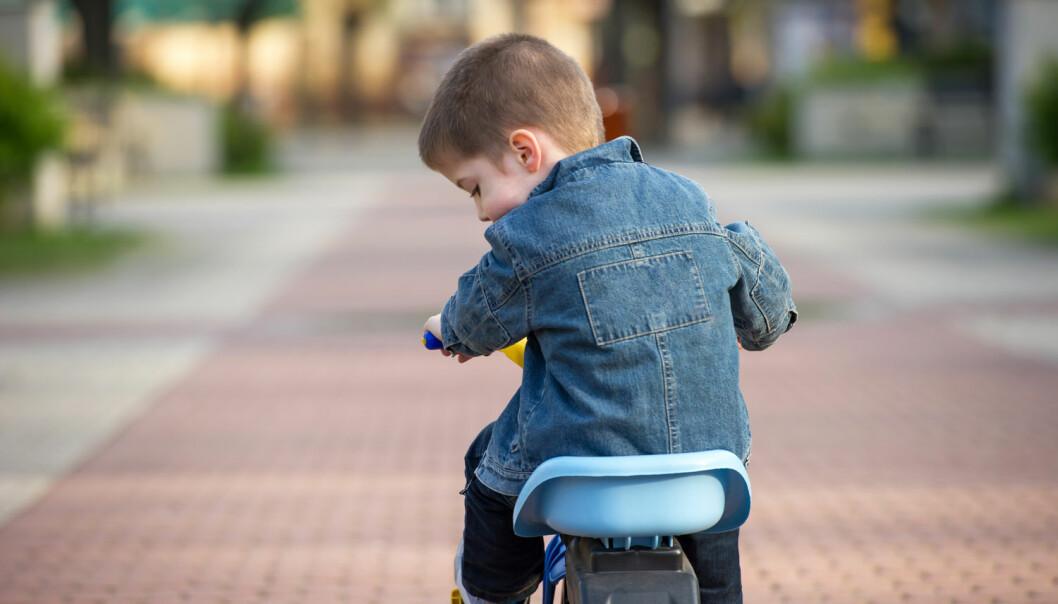 Barn av foreldre med schizofreni har dårligere motorikk