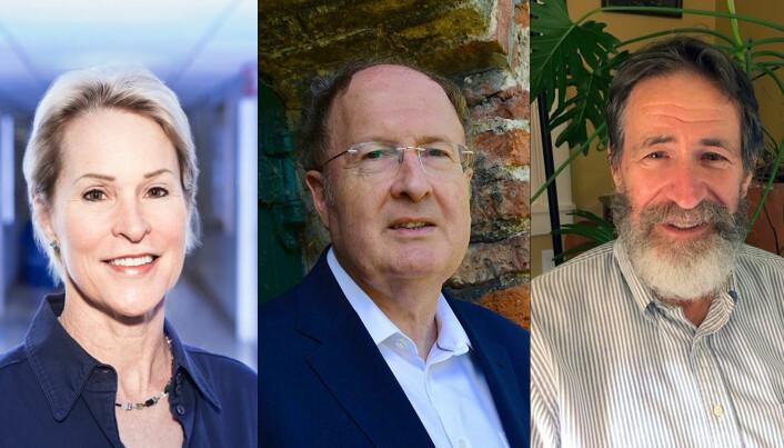 Frances H. Arnold, Greg Winter og George P. Smith er årets vinnere av nobelprisen i kjemi
