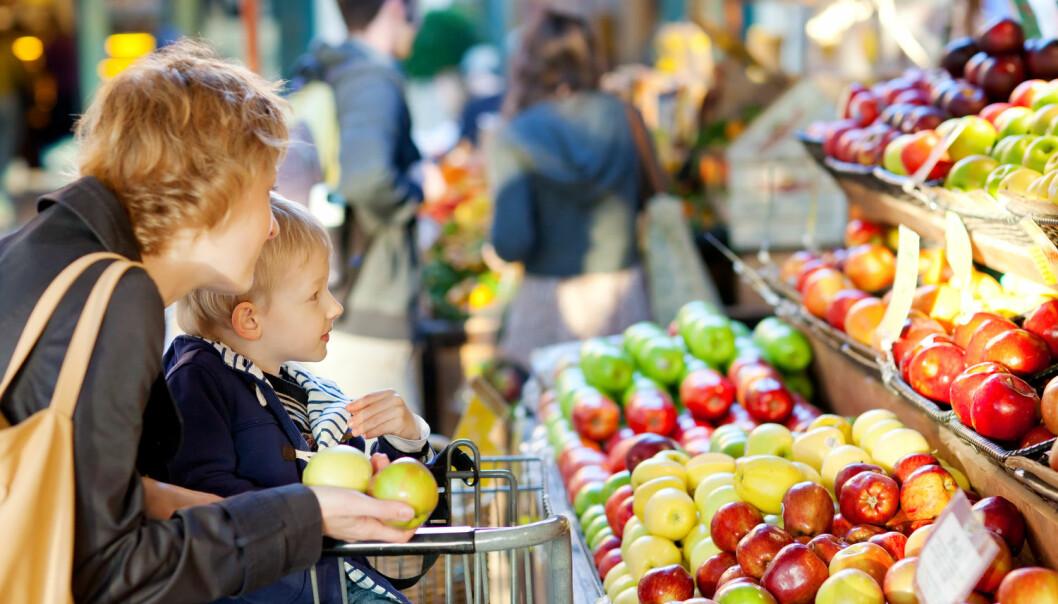 Mange familier lager gjerne middagsplaner for flere dager, men slike planer legger ikke til rette for uforutsette hendelser, påpeker forskere. Når det ikke lenger er bruk for ingrediensene, havner de lett i søpla.  (Illustrasjonsfoto: Shutterstock / NTB Scanpix)