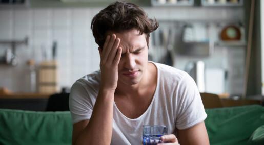 Spør en forsker: Blir bakrus virkelig verre med alderen?