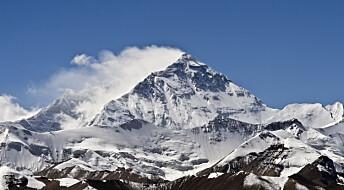 Mount Everest skal måles på nytt