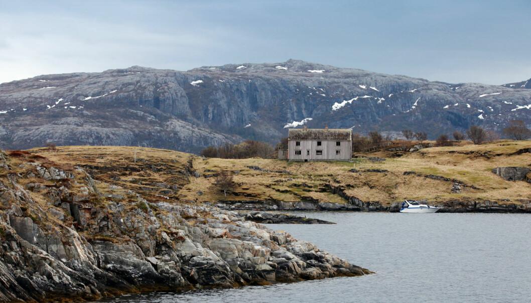 I denne sammenhengen defineres spøkelseshus som eiendom som ikke finnes i offentlige registre. De skaper overraskende mye krøll for huseiere, kommuner og eiendomsmeglere.  (Illustrasjonsfoto: Colourbox)