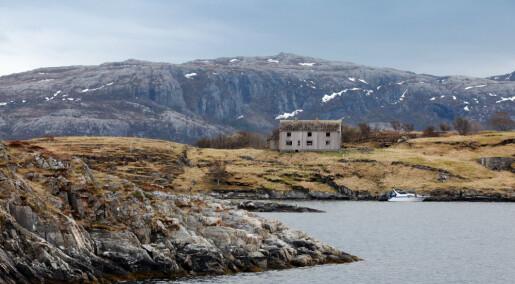 Bakgrunn: Norske spøkelseshus skaper eiendomskrøll