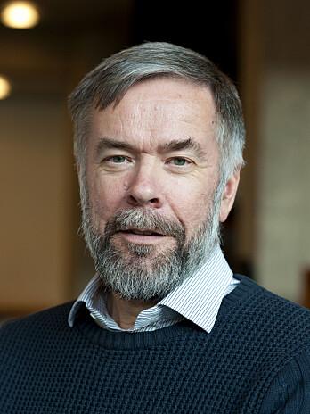 Det er galt å lyve, men noen ganger kan det være riktig, mener Øyvind Rabbås. (Foto: Universitetet i Oslo)
