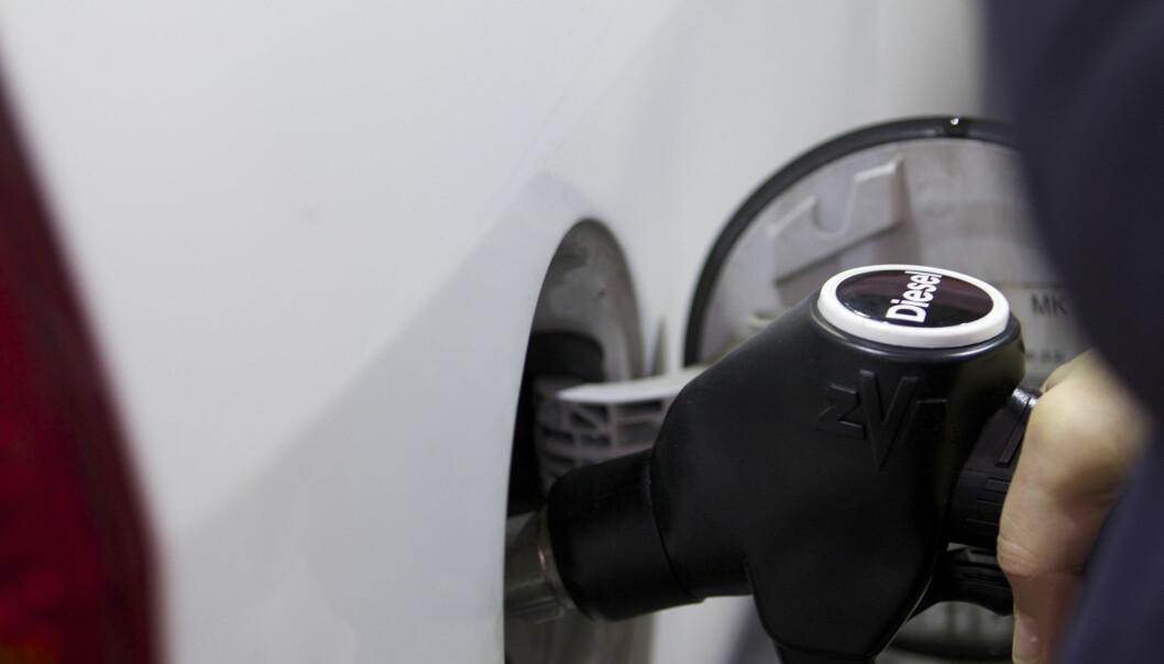 Norge er blant landene der dieselbil-produsentenes utslippsjuks har minst effekt. (Illustrasjonsfoto: Colourbox)