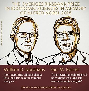 (Illustrasjon: (Illustrasjon: Niklas Elmehed, nobelprize.org)