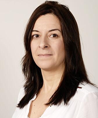 Elia Gabarron er forsker ved Nasjonalt senter for e-helseforskning. (Foto: E-helseforskning)