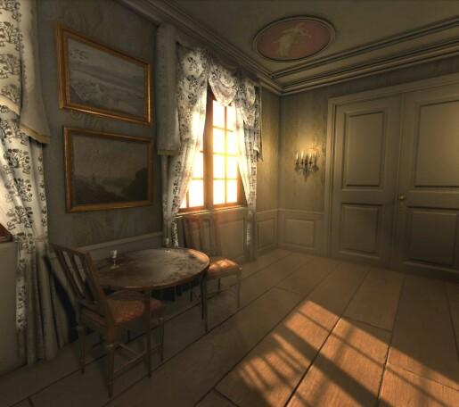 Meyergården: Hvordan var det å besøke et hjem i Oslo i 1798?