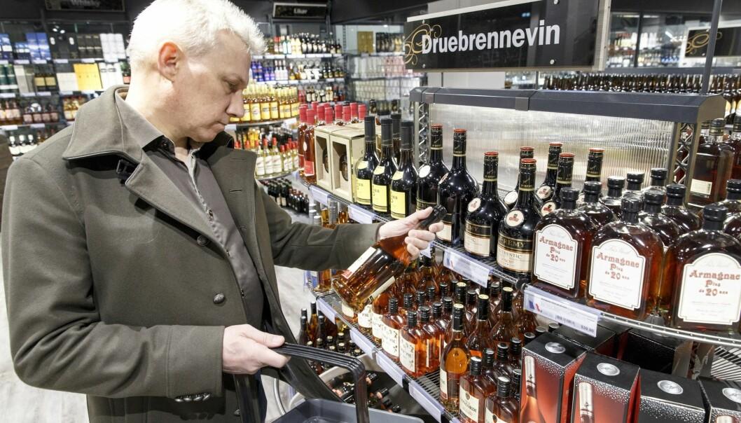Norske drikkevaner kartlegges i Folkehelseinstituttets rapport «Alkohol i Norge». (Illustrasjonsfoto: Gorm Kallestad / NTB scanpix)