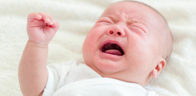 Babyens temperament handler ikke bare om å være hissig