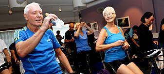 Slik kan flere eldre bli fysisk aktive