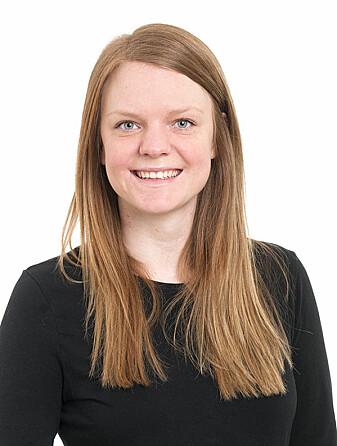Line Skarsem Reitlo er stipendiat ved NTNU. (Foto: Berre)