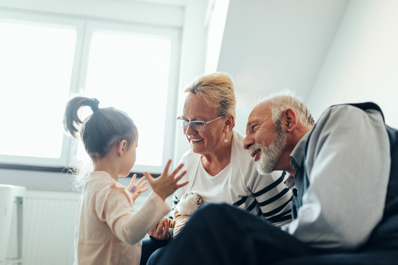 Nå forsker barnevernsforskere på barn som vokser opp i egen slekt. (Illustrasjonsfoto: bbernard / Shutterstock / NTB scanpix)