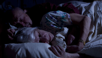 Søvn har mye å si for hvordan minnene våre blir lagret i hjernen. En ny studie viser at eldre som sliter med søvnproblemer også har flere symptomer som kobles til økt fare for Alzheimers. (Illustrasjonsfoto: Colourbox)
