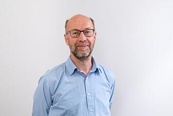 Holger Lange er seniorforsker ved NIBIO. (Foto: Erling Fløistad / NIBIO)