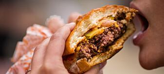 Vi spiser ikke mindre kjøtt for miljøets skyld