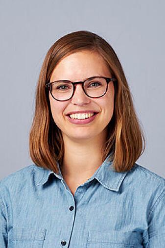 Marthe Hårvik Austgulen er forsker ved SIFO. (Foto: Eivind Røhne)