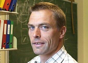 Tore Furevik, direktør ved Bjerknessenteret. (Foto: Gudrun Sylte)