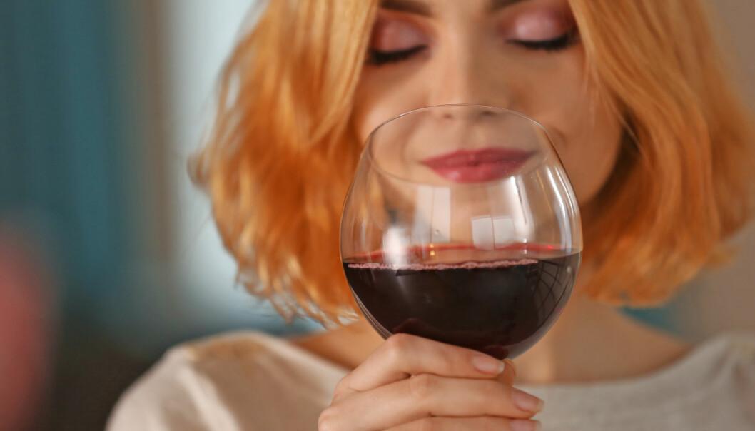 Et glass rødvin – sunt eller usunt? (Foto: Africa Studio / Shutterstock / NTB scanpix)