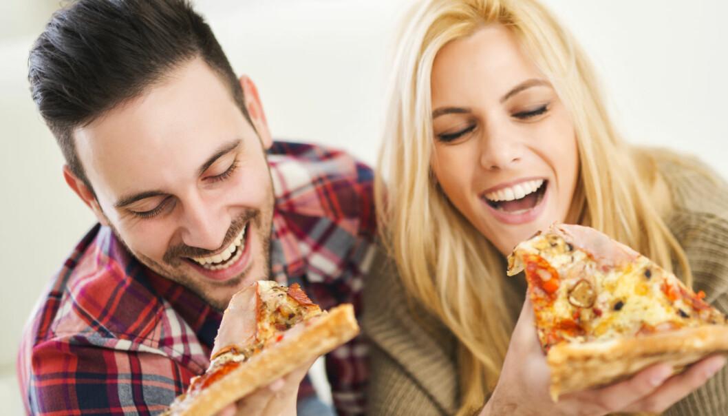 Usunn mat smaker godt fordi det inneholder en masse av det vi fra naturens side er utviklet til å gå etter fordi det en gang var bra for oss.  (Foto: Ivanko80 / Shutterstock / NTB scanpix)