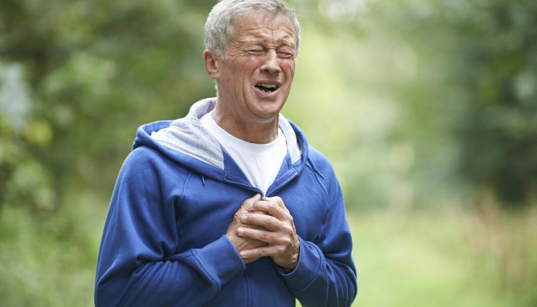 Færre dør av hjerteinfarkt nå enn før. Bruken av kolesterolsenkende midler er en av årsakene.  (Foto: Microstock)