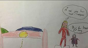 Hvordan kan vi hjelpe barn som tisser på seg?