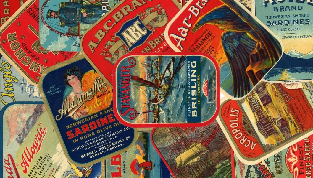 Før 1905 kunne en mann produsere 600–800 hermetikkbokser per dag. Så skjedde det en revolusjon. Da stansemaskinen kom, kunne en maskin produsere rundt 20 000 bokser om dagen. (Foto: MUST/Norsk hermetikkmuseum)