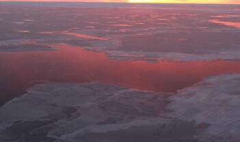 Hvordan etablere bedre referanseverdier for sjøisvariasjoner i Barentshavet?
