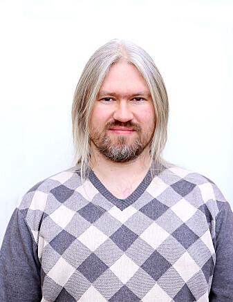 Svein-Gunnar Johansen er forsker ved Nasjonalt senter for e-helseforskning. (Foto: Rune S. Bertinussen)