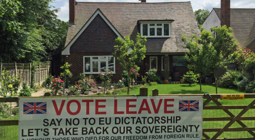– Demokrati er vilje til å inngå kompromiss