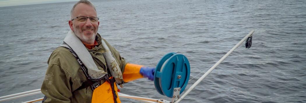 Geirs videoblogg om sjømatkvalitet