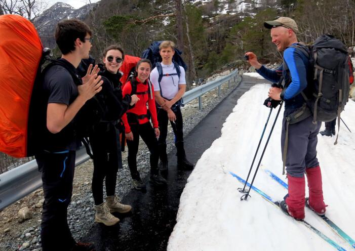 Naturbaserte opplevelser i landlige områder var viktigst for flertallet av de 2500 utenlandske turistene som svarte på BIOTOURs spørreundersøkelse sommeren 2018. Bare noen få prosent foretrakk kulturbaserte opplevelser. (Foto: NMBU)