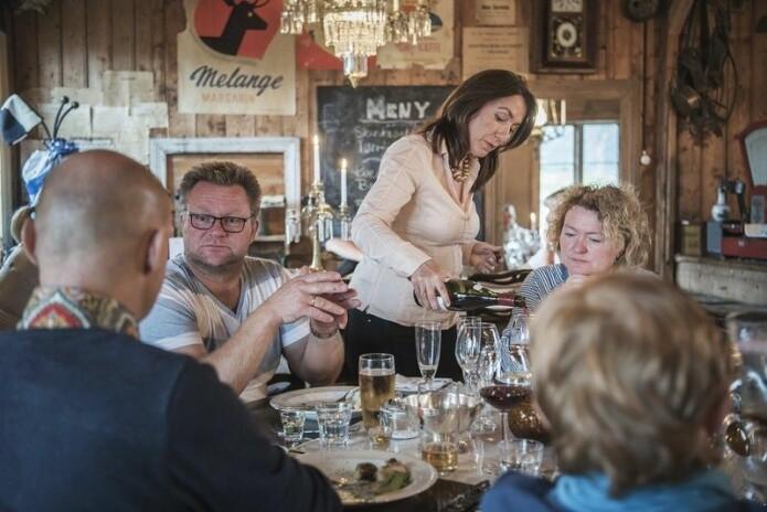 Kulturturismen kan bidra til et mer bærekraftig reiseliv gjennom økt verdiskapning. Interessen for lokalprodusert mat er blant annet økende. (Foto: Benjamin A. Ward / Visitnorway.com)