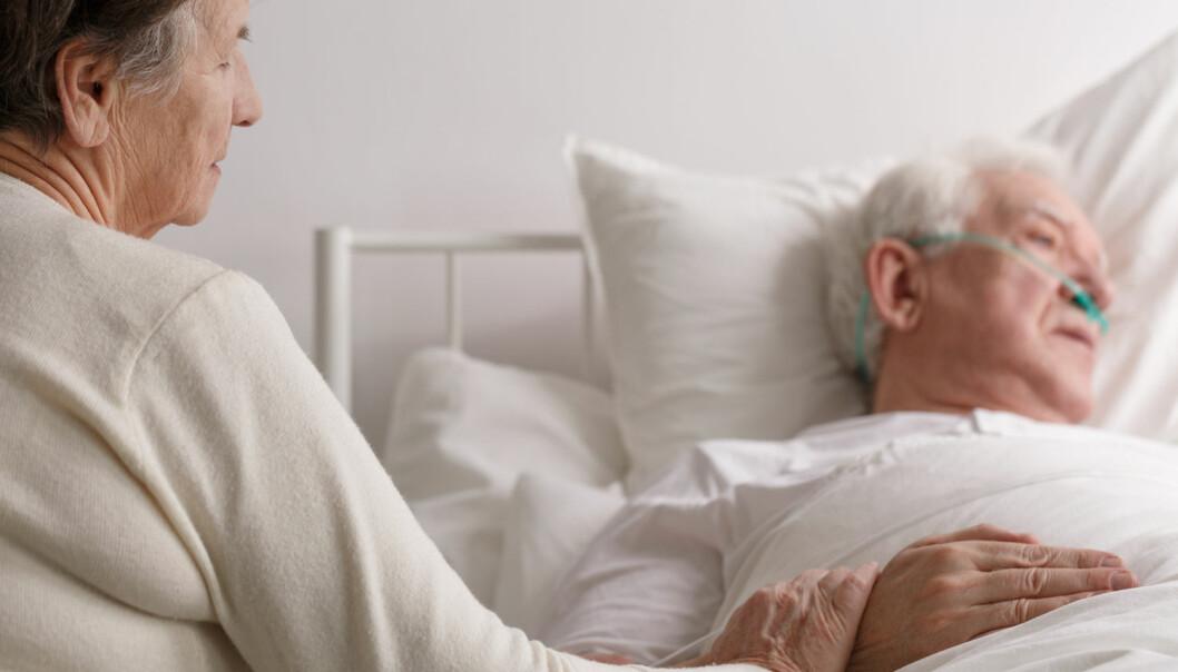 De som må legges inn på sykehus i helgene har større risiko for ikke å overleve tretti døgn etterpå. Årsakene kan være dårligere bemanning men også at pasientene er sykere.  (Foto: Photographee.eu / Shutterstock / NTB scanpix)