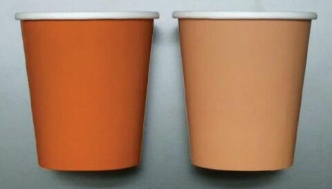 2502d098 I et eksperiment forsynte deltakerne som skulle fylle opp en sterk brun  kopp seg med en