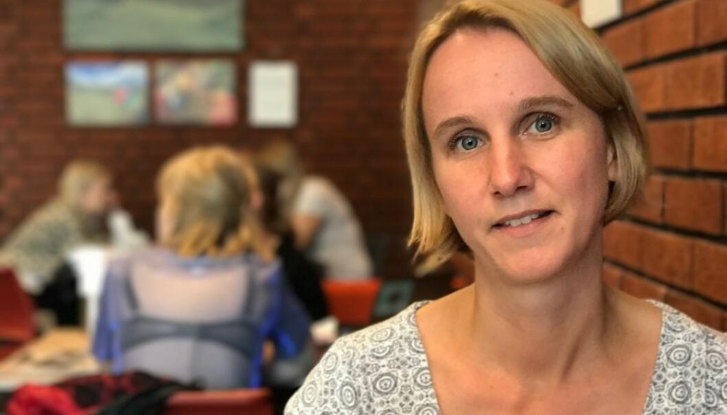 Hvis politikken blir for vitenskapeliggjort, kan det svekke tilliten til det politiske systemet, mener Cathrine Holst leder.  (Foto: Siw Ellen Jakobsen)