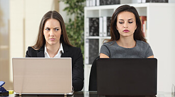 - Misunnelse kan ødelegge arbeidsplassen