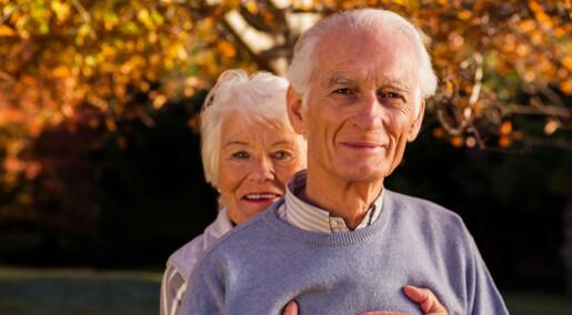 Uføre får mer å rutte med som alderspensjonister