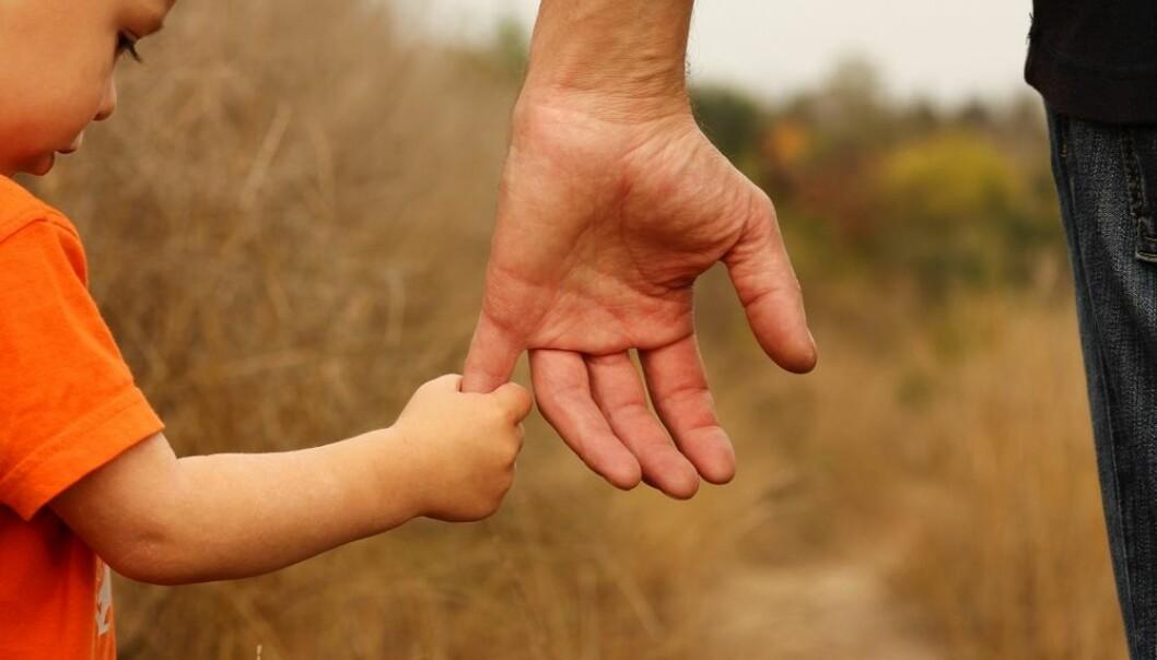 Barn som bor hos begge foreldre etter samlivsbrudd er mindre stresset enn de som bor bare hos den ene.  (Foto: Shutterstock/NTB scanpix)
