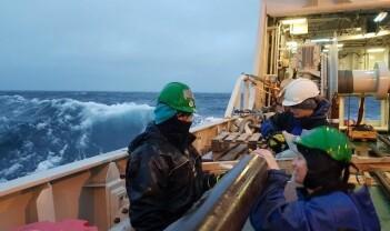 Før var det ikke hav i Barentshavet, men is
