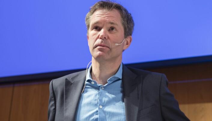 John-Arne Røttingen, direktør i Forskningsrådet. (Foto: Arne Ruud, NTB scanpix)