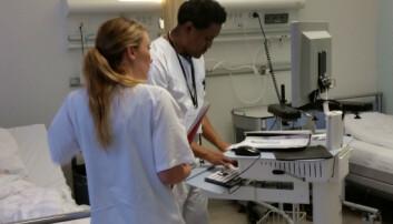 Fikk mer tid til pasienten med nytt digitalt system