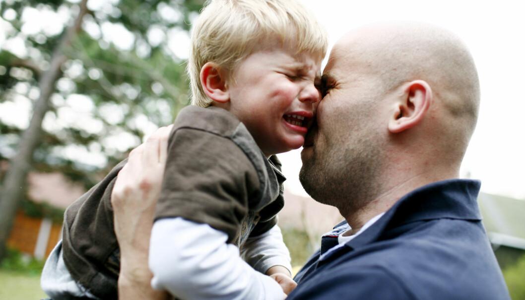 Foreldretrening har gitt gode resultater for å redusere CU-trekk og atferdsproblemer hos barn. Foto: Sara Johannessen / SCANPIX