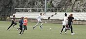 Spiller fotball for forskning
