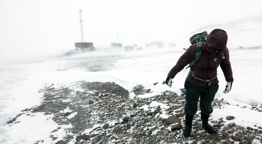 Skal finne klimahistorien til Antarktis
