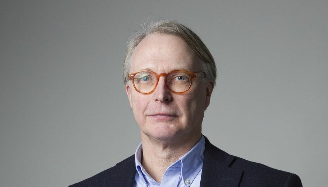 Professor Carl Folke er forskningsdirektør ved Stockholm Resilience Centre ved Stockholm Universitet og direktør ved Beijer Institute of Ecological Economics ved Kungliga Vetenskapsakademien. (Foto: NTNU)