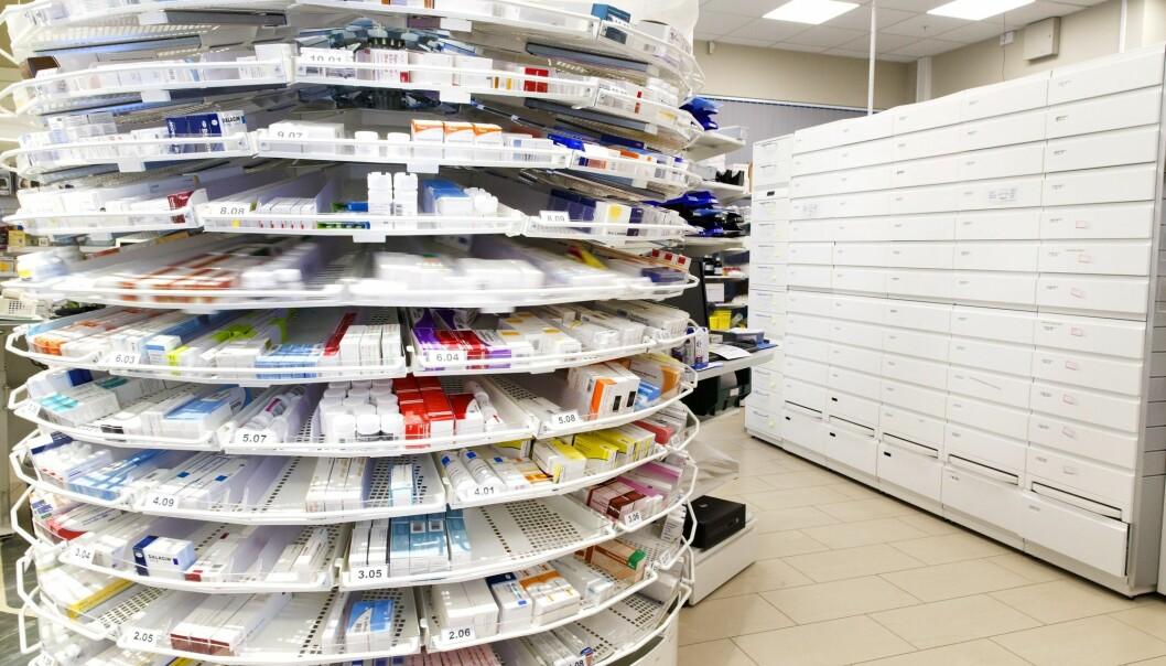 Beslutningsforumet som vurderer om nye medisiner skal tas i bruk, sier nei til Okrelizumab (Ocrevus) for de sykeste MS-pasientene. Ifølge MS-forbundet er dette den første bremsemedisin som kan hjelpe mennesker med PPMS. (Foto: Gorm Kallestad / NTB scanpix)